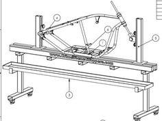 Projeto Chopper: Desenhos Técnicos