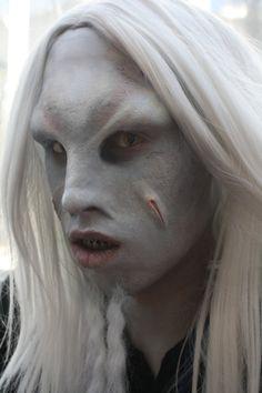 Wraith Cosplay Makeup Stargate Atlantis by bomb109.deviantart.com on @deviantART