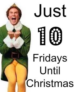 only 9 fridays until christmas will - - Yahoo Image Search Results ...