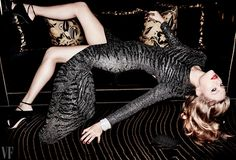 Taylor Swift Sizzles In Mario Testino Images For Vanity Fair September2015 - 3 Sensual Fashion Editorials | Art Exhibits - Women's Fashion & Lifestyle News From Anne of Carversville