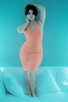 Reality TV Curves I Denise Bidot star of Curvy girl sexy Curvy Plus Size, Plus Size Women, Curvy Girl Fashion, Plus Size Fashion, Big Fashion, Woman Fashion, Fashion Styles, Modelos Plus Size, Plus Size Beauty