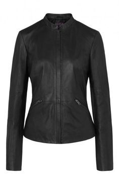 Long Tall Sally - soft leather jacket - $349