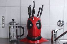 I need this knife block.