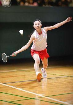 Mouvement - Badminton