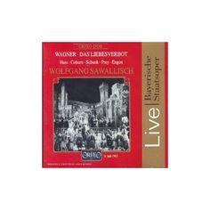 Bayerisches Staatsorchester - Wagner: Das Liebesverbot