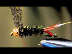 Prince Nymph Tying Instructions | Fly Tying Video