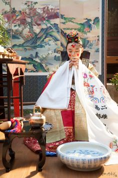 한복 Hanbok : Korean traditional clothes[dress] | #Wedding