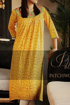 Zesty Lemon Prints for Spring 2013 by PatchWork