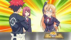 Anime - Food  Wars