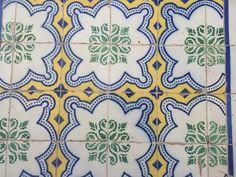 Tiles from Lisbon