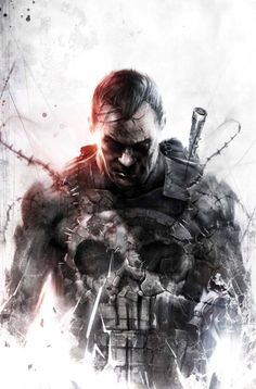 Do you know the difference between justice and punishment - Frank Castle - The Punisher