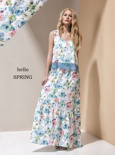spring's the perfect time to let patterns bloom // o momento perfeito de primavera para deixar florescer padrões
