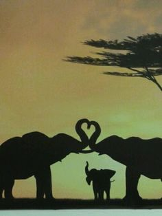 Must print for baby room.in love with elephants.