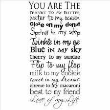 you are .