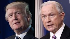 The one-sided feud between President Donald Trump and his attorney general persisted Wednesday, even as a battered Jeff Sessions trudged ahead with his...