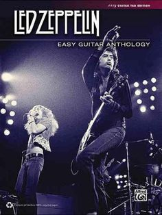 Led Zeppelin Easy Guitar Anthology: Easy Guitar Tab Edition