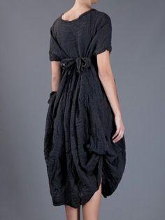 Daniela Gregis Pleated Dress