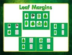 8 leaf margins , 16 picture cards and 1 chartThese Nomenclature cards can be used with some Botany cabinet to teach names of the leaf margins or used by itself This lesson includes;This set includes:  8.5x11 table chart 8 leaf cards in green colour 8 leaf cards with the shape outlined in red 8   labels 8 black line masters Instructions: Print on card stock, cut, and separate the cards and labels and laminate.
