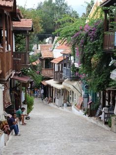 Kaş Town, Antalya Province, Mediterranean Region, Turkiye