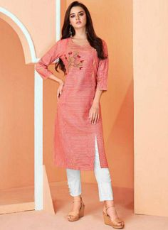 Girlish Pink Embroidered Cotton Party Wear Kurti Latest Kurti Design श्री दुर्गा सप्तशती SHREE DURGA SAPTSHATI VOL. 3 IN SANSKRIT I ANURADHA PAUDWAL I PART 11,12,13 | YOUTUBE.COM/WATCH?V=ET2VOKZXIRE #EDUCRATSWEB