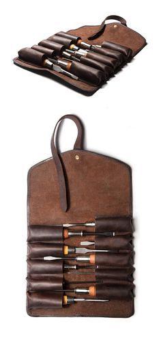 Resultado de imagen para leather beer carrier