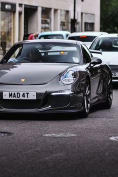 Love the 991 GT3 in grey