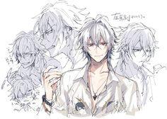 画像 Anime Couples Drawings, Cute Anime Couples, Drawing Reference Poses, Art Reference, Chica Anime Manga, Anime Art, Character Art, Character Design, Shall We Date