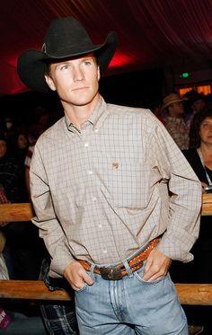 Professional bull rider, Justin Mc Bride