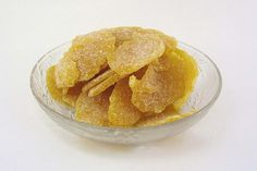 Ginger Jam Recipe (Mứt Gừng) in Tet holiday