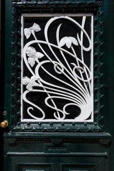 A door in Art deco - Photo Attraction Fotografia