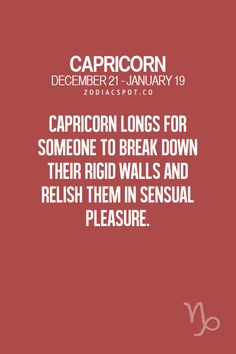 Zodiac Mind - Your source for Zodiac Facts Capricorn And Taurus, Capricorn Quotes, Capricorn Facts, Zodiac Quotes, Scorpio Moon, Zodiac Sign Traits, Zodiac Signs Horoscope, Zodiac Facts, Horoscopes