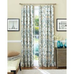 Furniture: Affordable Curtains And Window Treatments At Target Also Curtains And Blinds For Sliding Glass Doors from 6 Tips For Best Curtain Rods And Window Treatments