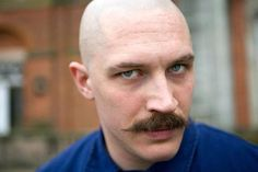#tbt As Charles Bronson, 2007 📷 by Joe Plimmer Visit www.joeplimmer.co.uk . . . *A square crop has been floating around for a while now but this is the (great) original format #tomhardy #bronson #charlesbronson #promopics #joeplimz #photoshoots #portrait #bestpics #tomhardypics #film #actor #characters #photography #cultfilm