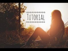 How to Create the Golden Hour Effect in Photoshop #RetouchingPhotoshop