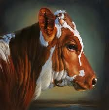 Teresa Elliott Artist gallery one Cow Pictures, Animal Pictures, Animal Paintings, Animal Drawings, Arte Equina, Photo Animaliere, Farm Art, Cow Painting, Cow Art