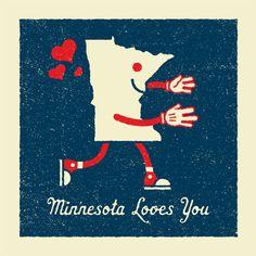 minnesota loves you
