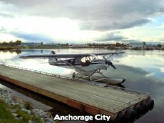 A major city of Alaska named Anchorage.