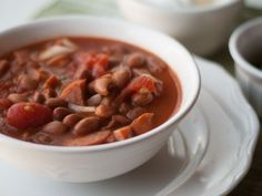 Kielbasa Chili Recip