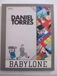Torres, Daniel - Babylon - Portfolio - (1984) - W.B.