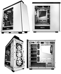 Mid Tower NZXT H440