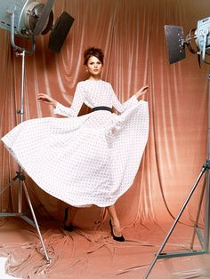 I cannot get enough Ulyana Sergeenko! From her Spring 2012 collection