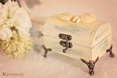 MIni Cufar Cu Ornament 3d, Trandafiri
