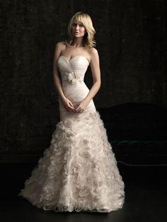 Shop Allure Bridals: Style: 8971