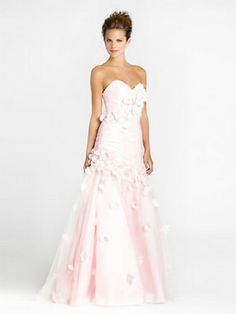 Strapless Sweetheart Taft Pageant Dresses 400,13 €   226,19 €