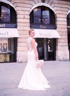 Paris Wedding | Image by Le secret d'Audrey