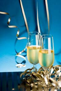 Decorating tips for a New Years Eve party  By Jean Sanders  Info Guru, Catalogs.com