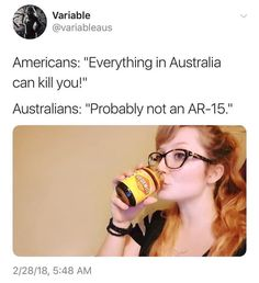 What the f**k is vegemite? Vegemite is the most disgusting food ever invented. Dankest Memes, Funny Memes, Hilarious, Jokes, Funny Shit, Funny Stuff, Funny Quotes, Aussie Memes, Australian Memes