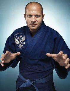 Fedor Emelianenko, an MMA Legend