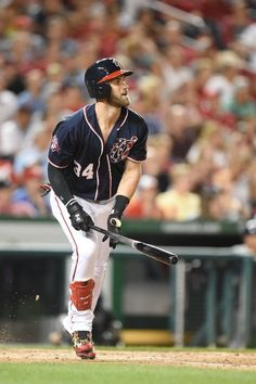 Bryce Harper, Washington Nationals Like and Repin. Thx Noelito Flow. http://www.instagram.com/noelitoflow