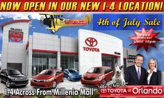The 4th Of July Sale At Toyota Of Orlando Continues!    http://blog.toyotaoforlando.com/2012/07/july-4th-sale-at-toyota-of-orlando-continues/
